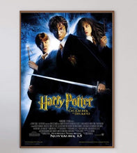 Load image into Gallery viewer, Harry Potter and the Chamber of Secrets - Printed Originals