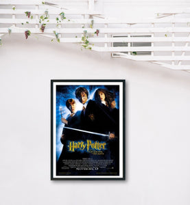 Harry Potter and the Chamber of Secrets - Printed Originals