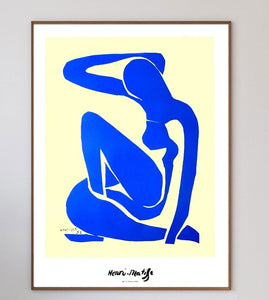 Henri Matisse - Blue Nude I - Printed Originals
