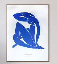 Load image into Gallery viewer, Henri Matisse - Blue Nude II - Printed Originals
