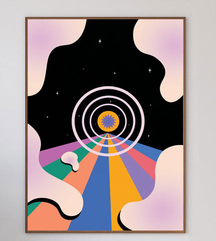 Infinite Field Limited Art Print