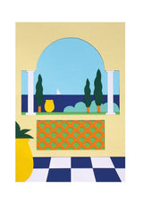 Load image into Gallery viewer, Jardin Mentonnais III Limited Art Print - Printed Originals