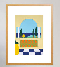 Load image into Gallery viewer, Jardin Mentonnais III Limited Art Print