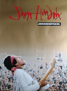 Jimi Hendrix - Woodstock - Printed Originals
