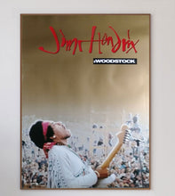 Load image into Gallery viewer, Jimi Hendrix - Woodstock - Printed Originals