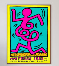 Load image into Gallery viewer, Keith Haring Montreux Jazz Festival Set of Three