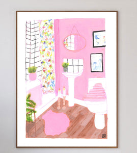 La Vie En Rose Limited Art Print - Printed Originals