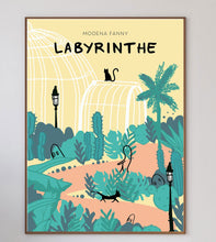Load image into Gallery viewer, Labyrinth Limited Art Print