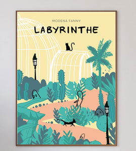 Labyrinth Limited Art Print