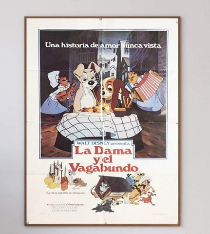 Lady and the Tramp (Spanish)