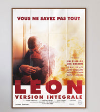 Load image into Gallery viewer, Léon: The Professional (French) - Printed Originals
