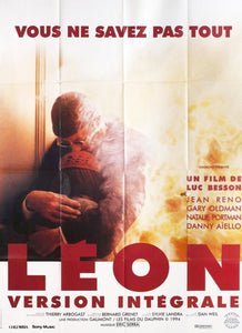 Léon: The Professional (French) - Printed Originals