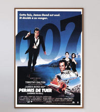 Load image into Gallery viewer, Licence to Kill (French) - Printed Originals
