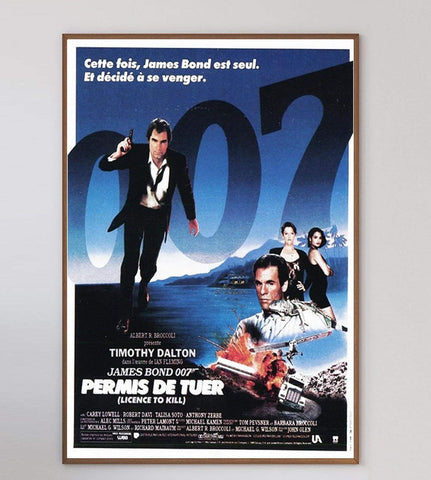 Licence to Kill (French)