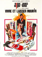 Load image into Gallery viewer, Live and Let Die (French) - Printed Originals