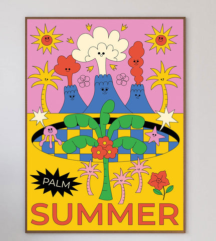 Summer Limited Art Print