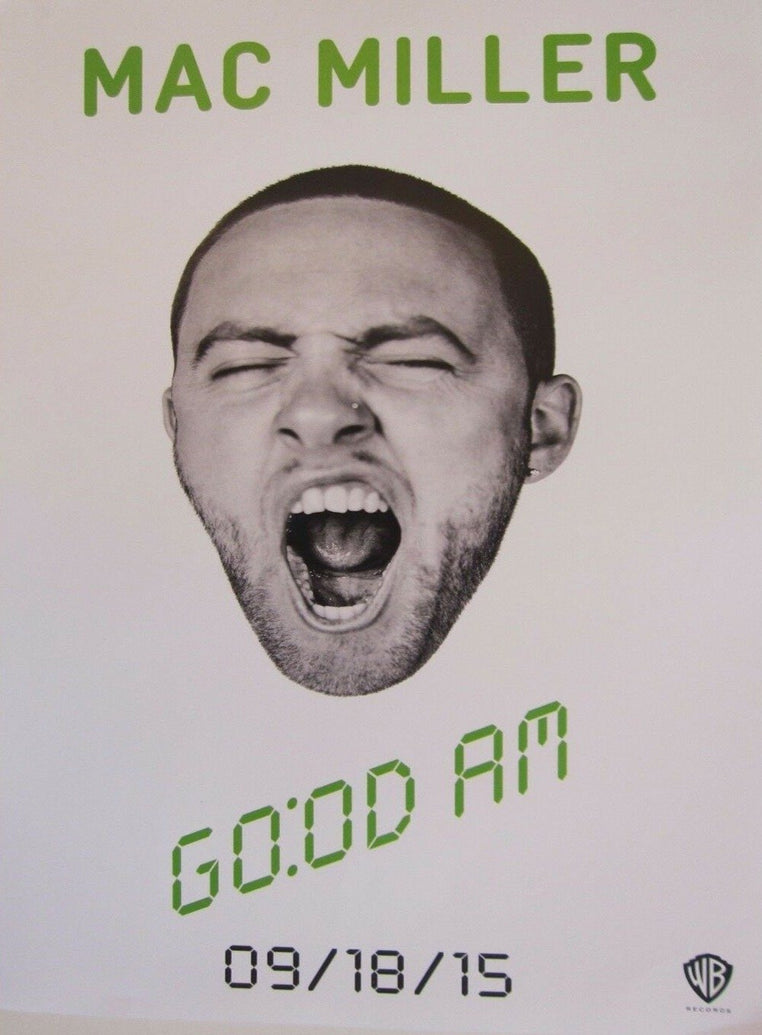 Mac Miller - GO:OD AM - Printed Originals