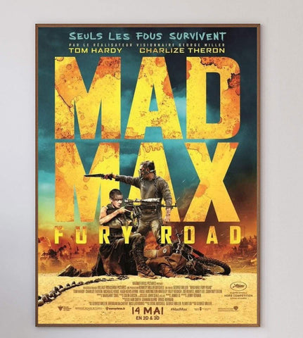 Mad Max: Fury Road (French)