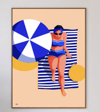 Load image into Gallery viewer, On The Sand II Art Print