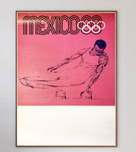 Load image into Gallery viewer, Mexico 1968 Olympics - Printed Originals
