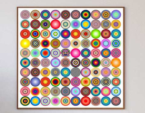Hit The Target Limited Art Print