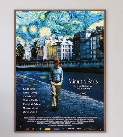 Midnight In Paris (French)