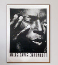 Load image into Gallery viewer, Miles Davis - En Concert