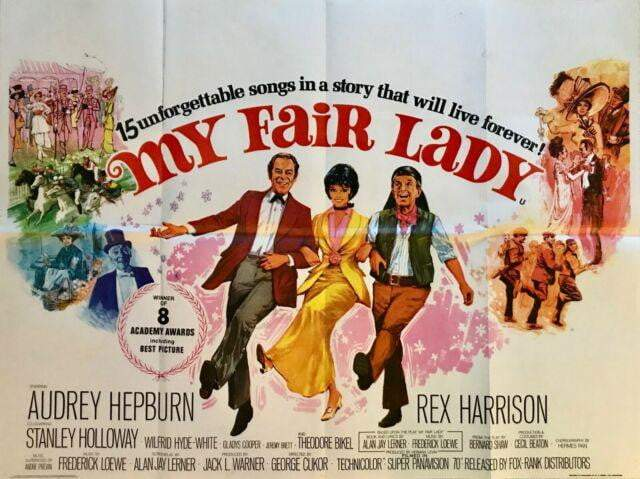 My Fair Lady - Printed Originals