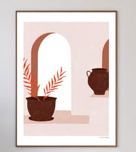 Load image into Gallery viewer, Santorini III Art Print