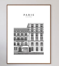 Load image into Gallery viewer, Paris Art Print