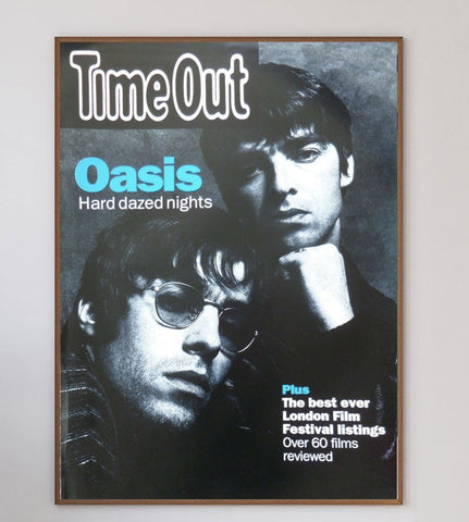 Oasis - Time Out