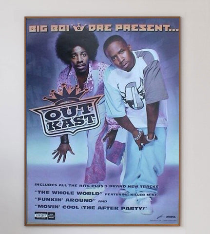 OutKast - Big Boi and Andre Present...