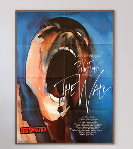 Pink Floyd - The Wall (German) - Printed Originals