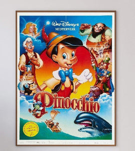 Pinocchio (German) - Printed Originals