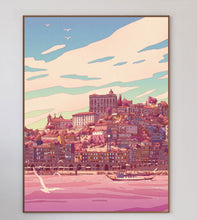 Load image into Gallery viewer, Porto Art Print - Printed Originals