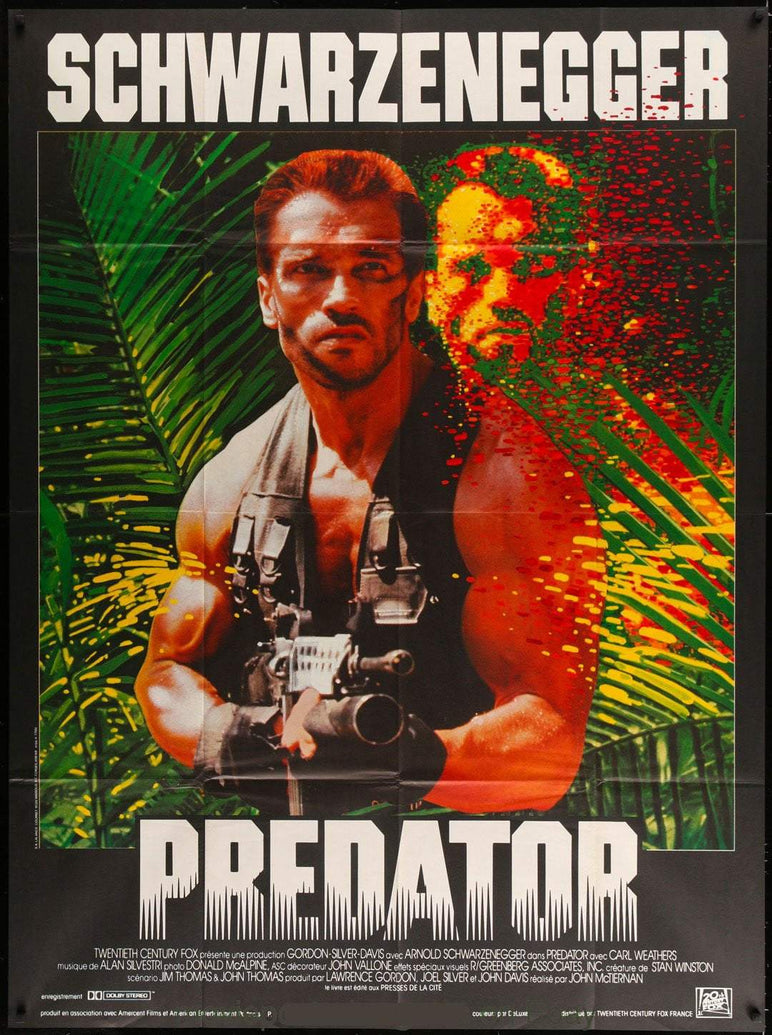 Predator (French) - Printed Originals