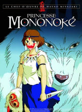 Load image into Gallery viewer, Princess Mononoke (French) - Printed Originals
