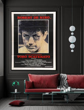 Load image into Gallery viewer, Raging Bull (Italian) - Printed Originals