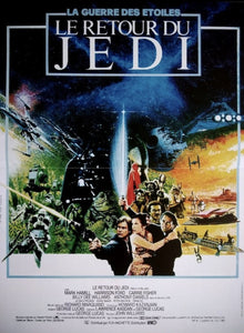 Star Wars Return Of The Jedi (French)