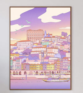 Ribeira Art Print - Printed Originals