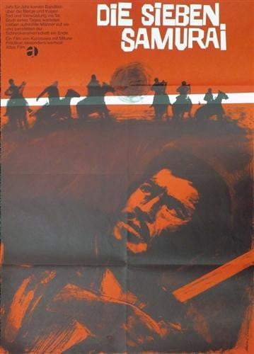 Seven Samurai (German) - Printed Originals