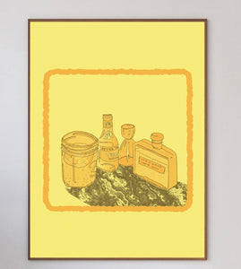 Shrub Art Print - Printed Originals