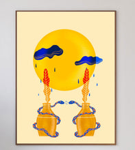 Load image into Gallery viewer, Snakes Hiss Limited Art Print - Printed Originals