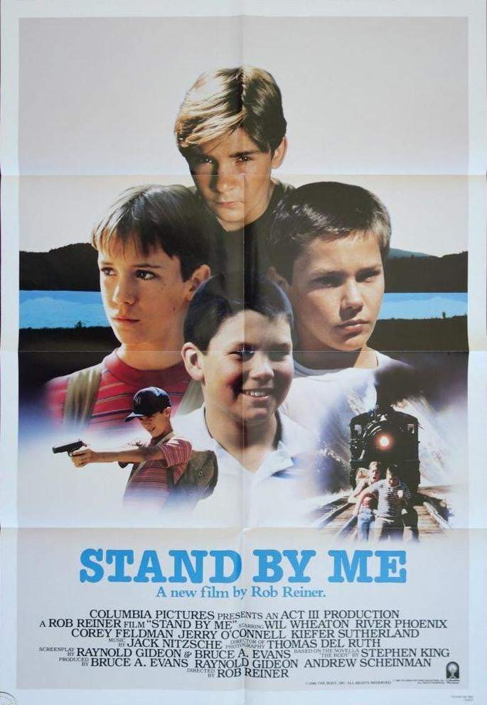 Stand By Me - Printed Originals