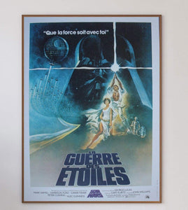 Star Wars (French) - Printed Originals