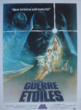 Load image into Gallery viewer, Star Wars (French) - Printed Originals