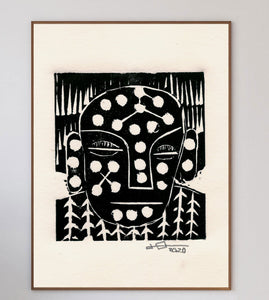 Starface Limited Art Print - Printed Originals
