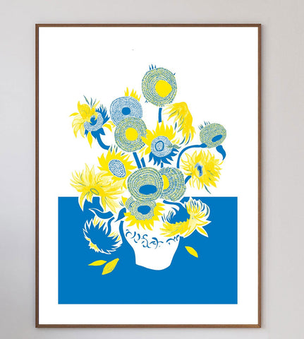 Sunflowers Limited Art Print
