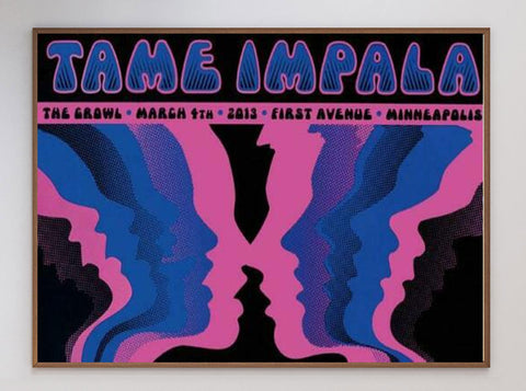 Tame Impala- Minneapolis