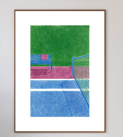 Tennis II Limited Art Print